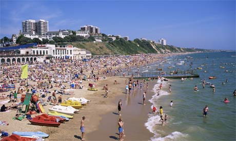 Inglese a Bournemouth